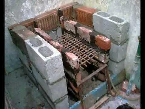 Horno de tambor casero don juan viyoutube for Como construir un horno