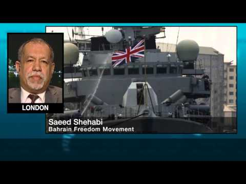 PressTV Legal action over UK Bahrain base