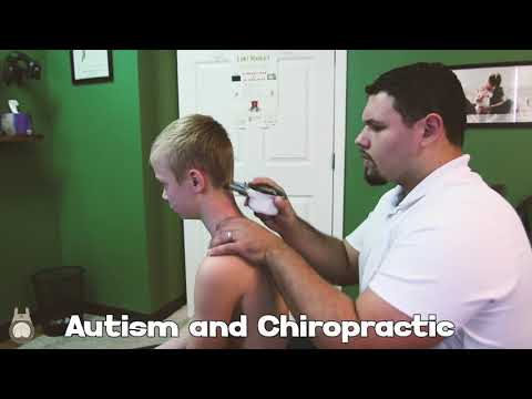 Child with Autism helped by Chiropractic Care