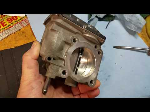 How to clean/replace throttle body 2010 corolla