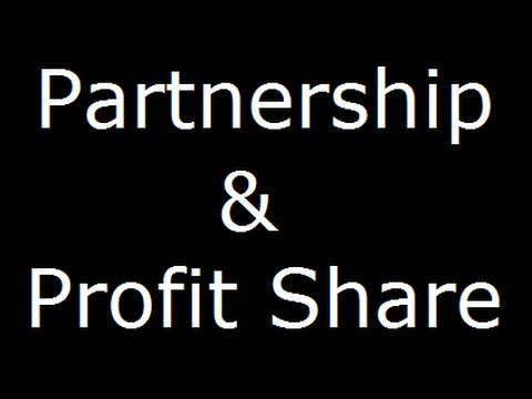 Profit share formula - How to share profits between partners - Find Duration from profit share