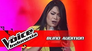 Eunice - Buktikan | Blind Auditions | The Voice Indonesia GTV 2018
