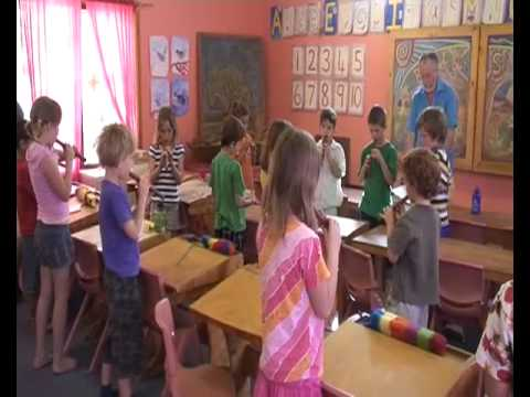 Alice Springs Steiner School  Documentary