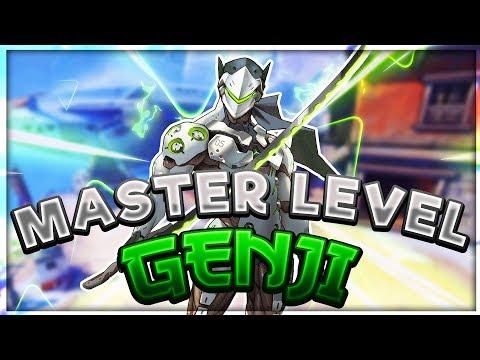 Masters Level Genji Player - Seagull - Overwatch