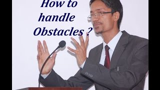 How to deal with Obstacles? (Message From Tara Jii)