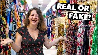 Bangkok Fake Market: Exploring MBK Supermall! (Thailand Travel Vlog 2019)