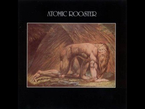Atomic Rooster. Sleeping For Years
