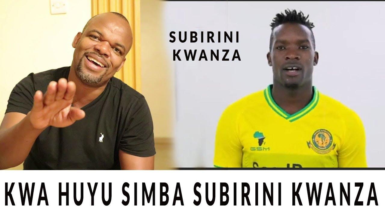 Download #UCHAMBUZI  EDO KUMWEMBE HUU N I MWAKA YA YANGA/AUCHO NI SAWA NA WACHEZAJI 4 SIMBA.
