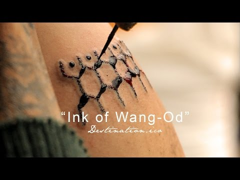 """Ink of Wang-od"""