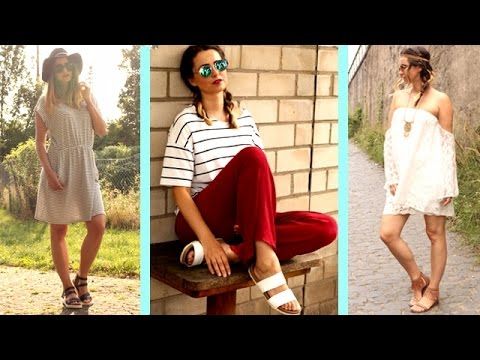 3 Sommer Outfits I LOOKBOOK