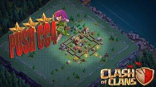 Clash of Clans - Push CC4 Até 2000 Troféus e TH9 2800 Troféus