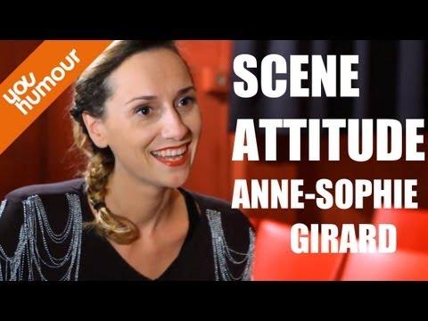 ANNE-SOPHIE GIRARD - Connasse et crâneuse, ce n'est pas pareil!