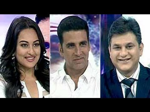 Akshay, Sonakshi, Vipul on their upcoming film 'Holiday'