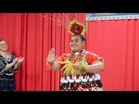 Mateaki'i 'o Tonga - Miss Tau'olunga Teen 2017 - Nina Kaufusi - Art of Tau'olunga Showcase