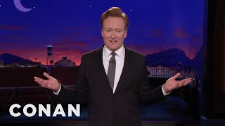 Conan: North Korea's Cheering Squad Will Compete In 400-Meter Defection  - CONAN on TBS