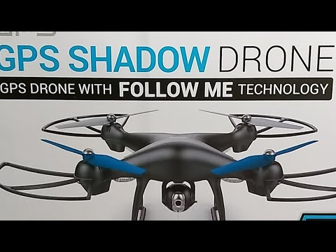Promark GPS Shadow Drone Live Unboxing