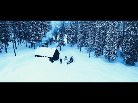 Snowmobiling At Challenge Cabin Montana! - Episode 74