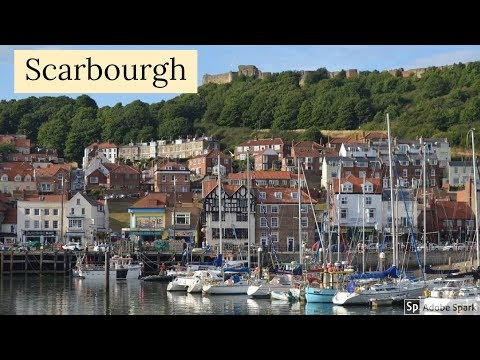 Travel Guide My Holiday To Scarborough North Yorkshire UK Review
