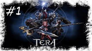 Tera Online 2015 | Creación personaje y Primeros minutos Slayer | Gameplay Español MMO Free To Play