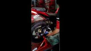 Yamaha R15 Knalpot Racing Termignoni GP Rossi Mirip Suara Ninja (Motoralap Exhaust)