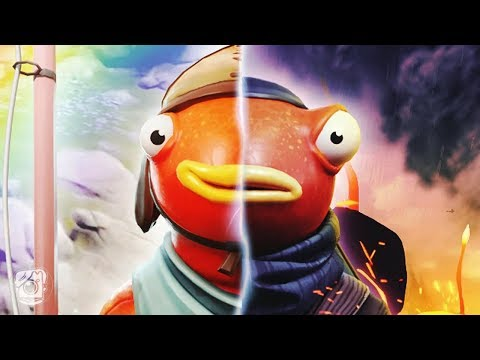 TRIGGERFISH ORIGIN STORY! *NEW FISHSTICK SKIN* (A Fortnite Short Film)