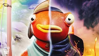 TRIGGERFISH ORIGIN STORY! *NEW FISHSTICK SKIN* (A Fortnite Short Film)
