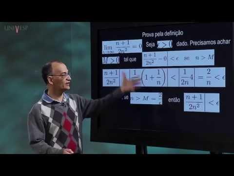 Cálculo I - Aula 8 - Limites de Sequências
