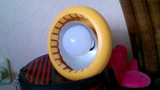 Светодиодная лампа Sound sensor 7W