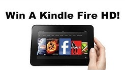 Win a New Kindle Fire HD by Playing Free Slots!
