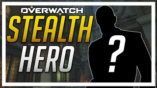 Overwatch Stealth Hero is coming!