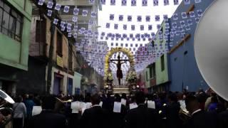LOS AUTENTICOS DEL CALLAO - BANDA DE MUSICA OFICIAL DEL MONASTERIO DE LAS NAZARENAS