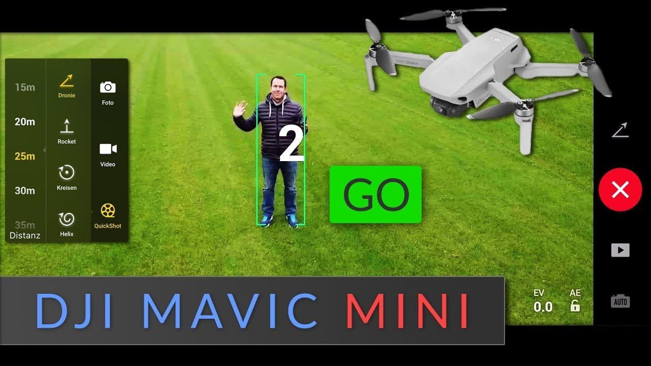 Mavic Mini App