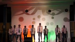 Pathetic boyz in Embry-riddle (dance performance), on DIWALI 2012