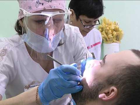 Наш стоматолог - 1 место в конкурсе ЯНАО