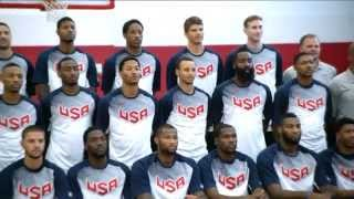 Phantom: USA Basketball Training Camp Day 1