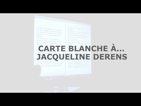 La vie de Dulcie September | Jacqueline Dérens | UPA