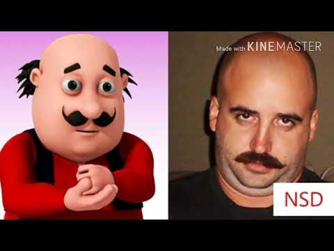 Motu Patlu Real Life Story Youtube