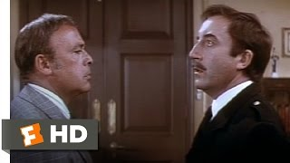 The Return of the Pink Panther (2/10) Movie CLIP - Suspended (1975) HD