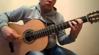 Красивая музыка на гитаре.Музыка для души