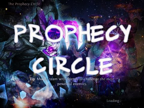 Order And Chaos 2 Man  Prophecy Circle