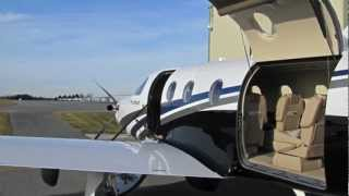 New Pilatus PC-12 NG Overview