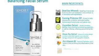 Seacret Balancing Facial Serum Thumbnail