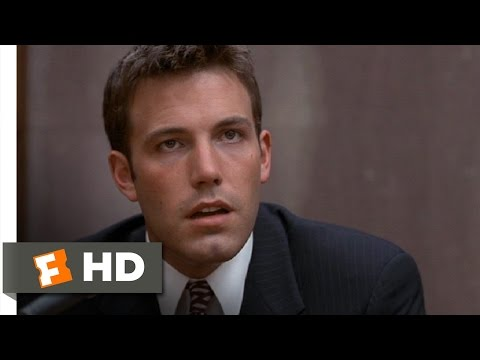 Bounce (10/10) Movie CLIP - Buddy Takes the Stand (2000) HD