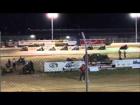 Delta Speedway NonWing Main 4/30/16