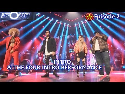 The Four  Intro Performance Behind the Scene Episode 2 - Battle For Stardom 2018