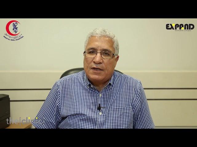 الأستاذ الدكتور سيد محمد الالبر يتحدث عن كيفية توليد المريضة ولادة طبيعية بعد الولادة القيصرية
