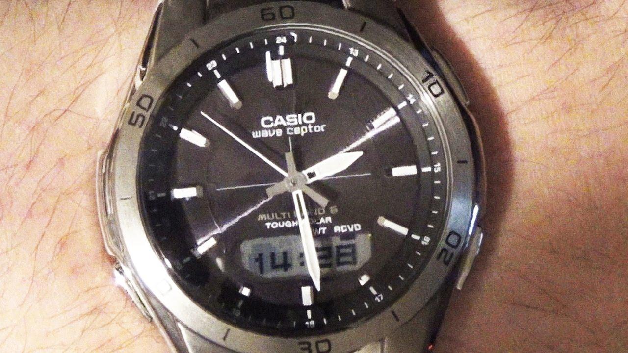 Casio Waveceptor Titanium
