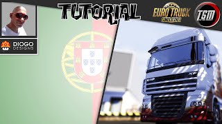 INSTALAR PROFILES/SAVES NO EUROTRUCK - TUTORIAL