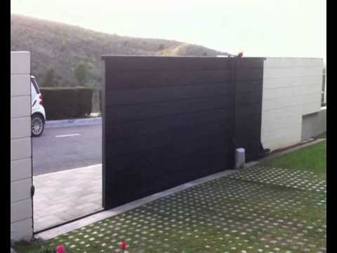 Puerta corredera motor thor 1551 youtube - Motor puerta corredera ...