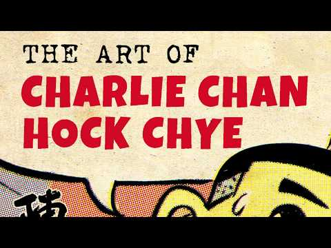 Interview with Sonny Liew, creator of The Art of Charlie Chan Hock Chye